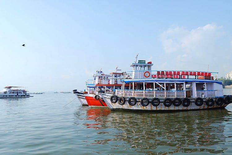 Ferry Services from Kalyan to Vasai- Development of Water